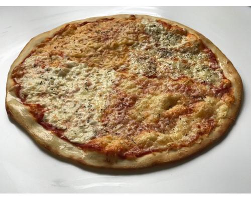 Пицца 4 Сыра 1/2 30см