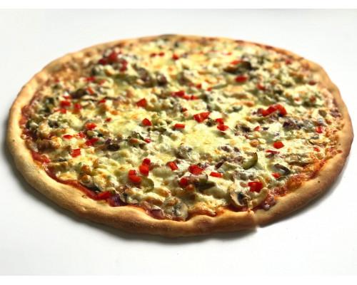 Пицца грибная 1/2 30см