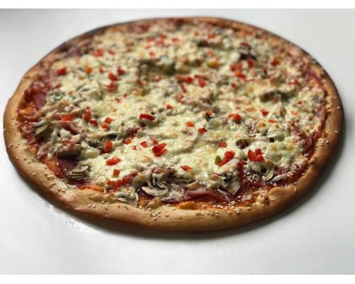 Пицца Амигос плюс 1/2 30см