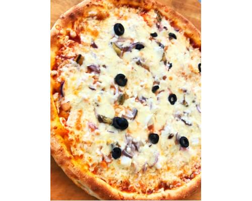 Пицца Дары моря 1/2 30см