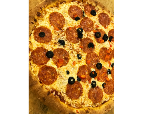 Пицца Пепперони 1/2 30см